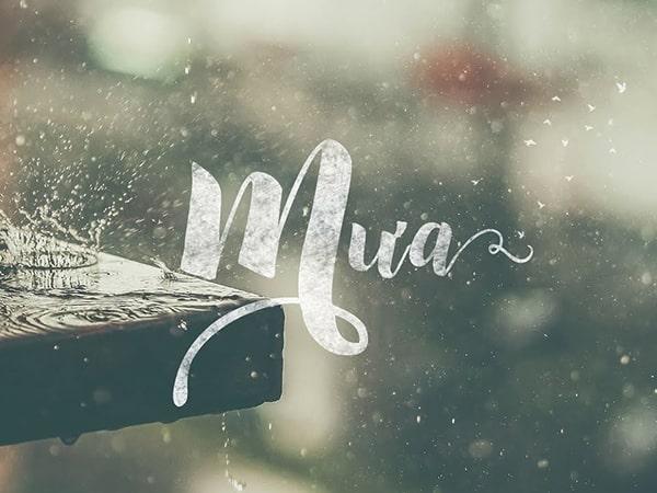 Mơ thấy mưa là điềm báo điều gì?