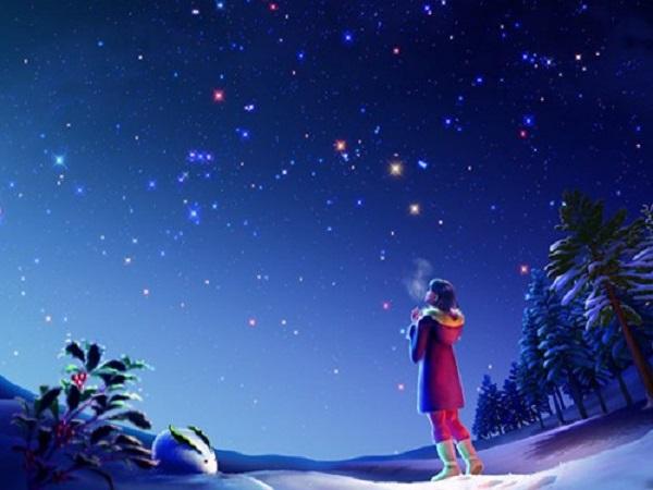 Mơ thấy bầu trời đêm đầy sao mang điềm báo gì? tốt hay xấu?