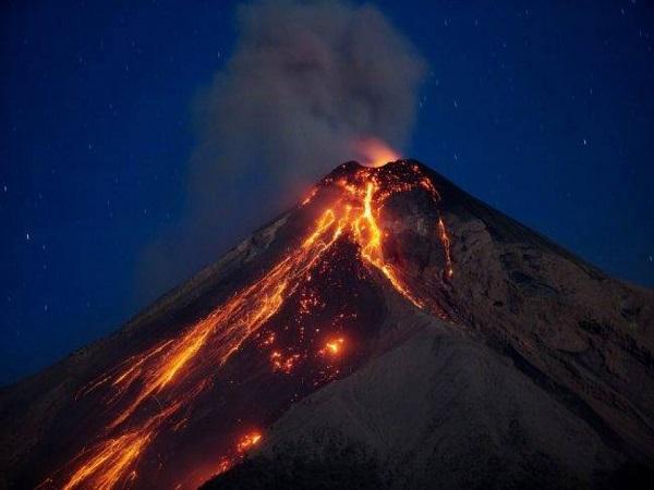 Mơ thấy núi lửa mang điềm báo gì? lành hay dữ?