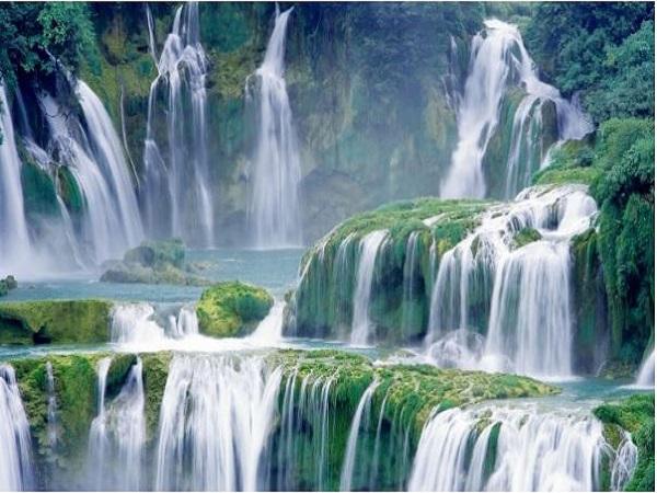 Mơ thấy thác nước có điềm báo gì?