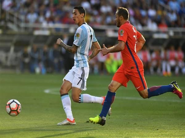Nhận đinh bóng đá Argentina vs Chile (4h00 ngày 15/6)