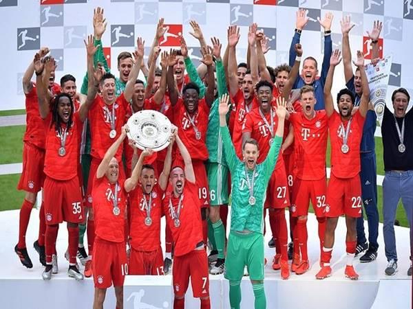 Câu lạc bộ Bayern Munich - Tìm hiểu thông tin về Hùm xám xứ Bavaria