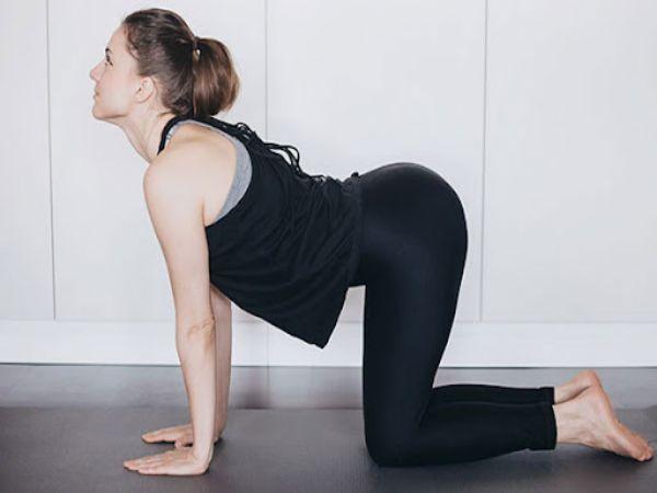 Những bài tập Yoga giảm đau cho chị em khi bị đau bụng kinh