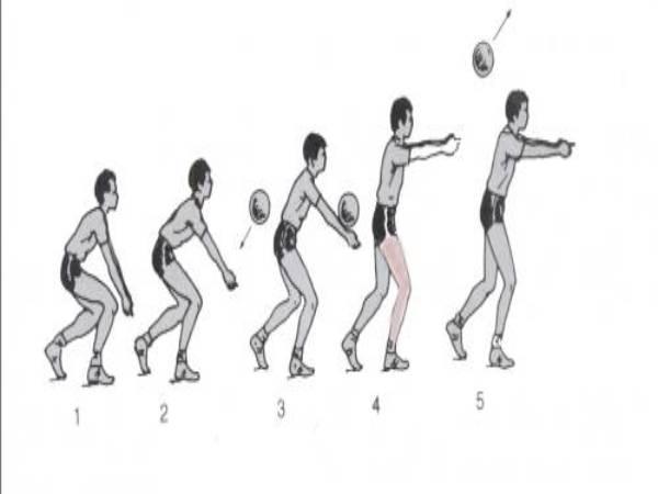 Kỹ thuật chuyền bóng thấp tay trong bóng chuyền cần biết
