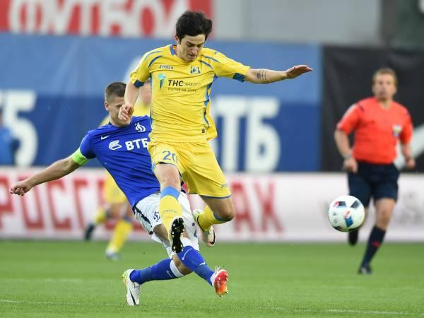 Thông tin trước trận Dinamo Moscow vs Rostov, 0h ngày 23/7