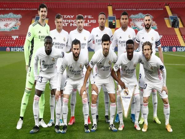 Cầu thủ Real Madrid hiện tại, danh sách các cầu thủ Real đáng chú ý