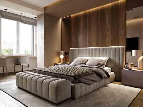 Cách kê giường ngủ cho người mệnh Thổ chuẩn phong thủy